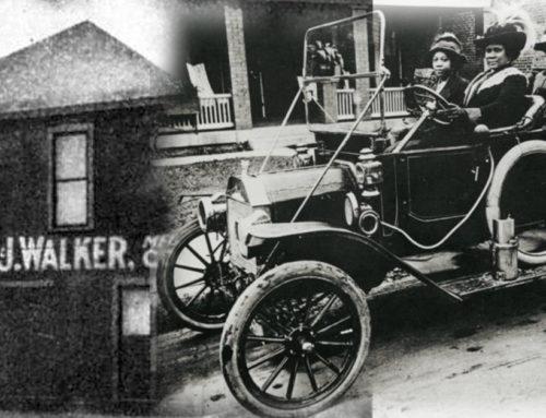 Madam C.J. Walker – entrepreneur, self-made-millionaire, philanthropist, activist