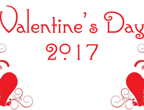 Valentine's Day 2017 Crossword Game Clues Day Six