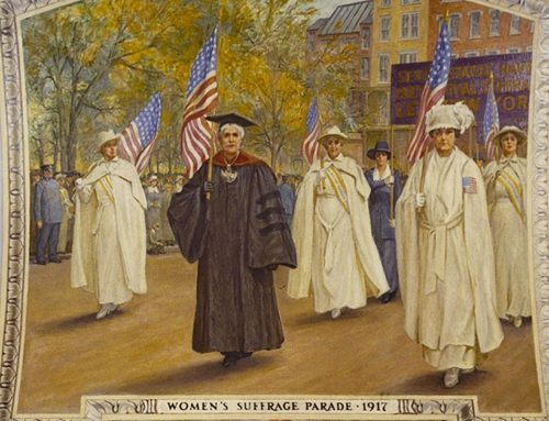 Women's Suffrage – the Edwardian Experience