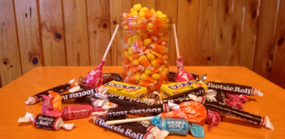 Halloween Candy Counting Contest 2017