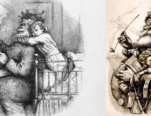 Thomas Nast and Santa Claus