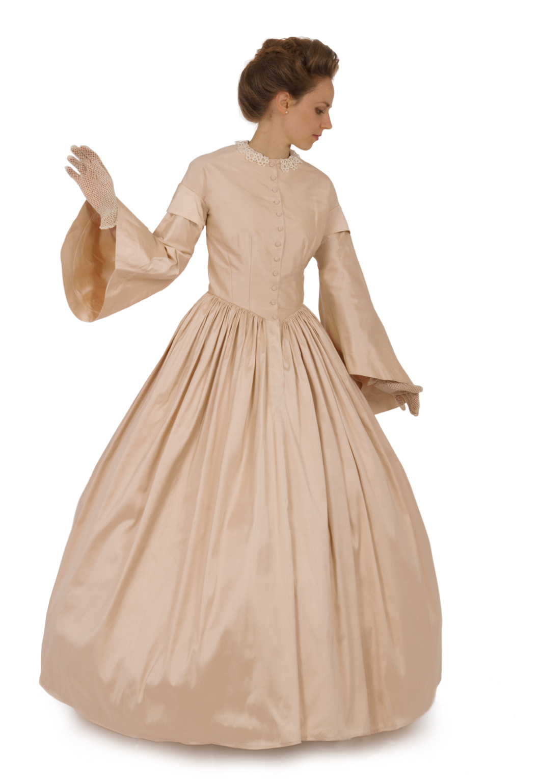 Civil War Gowns from Recollections (Page 1 of 3)