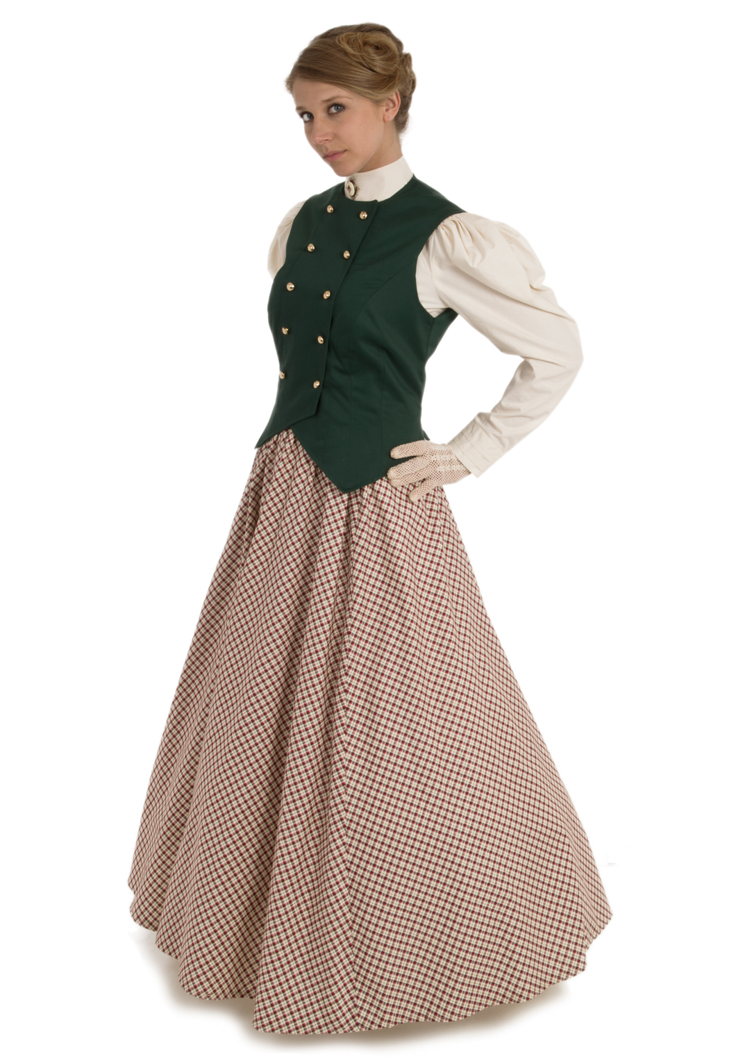 Old fashioned clothes