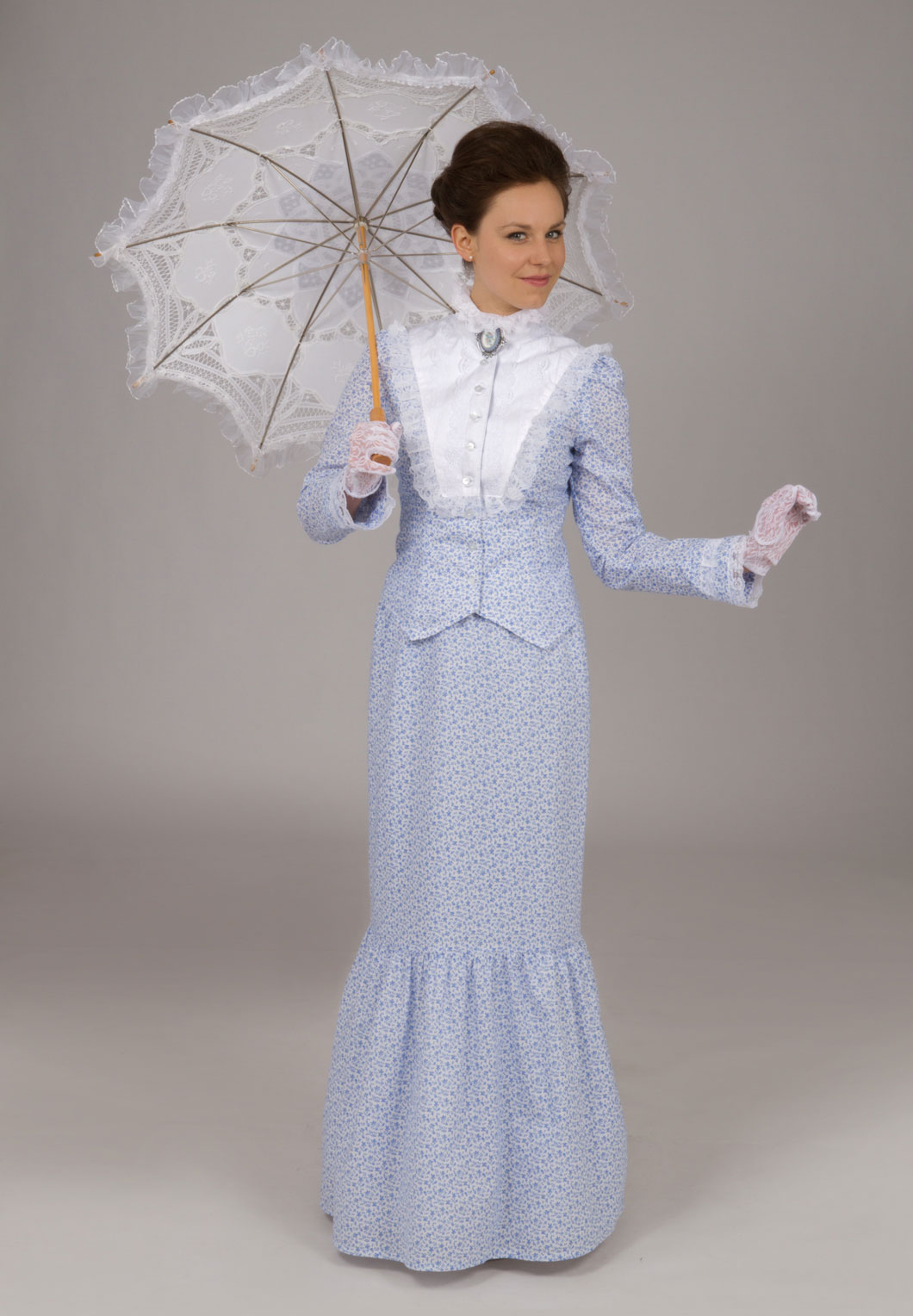 lilly edwardian dress recollections