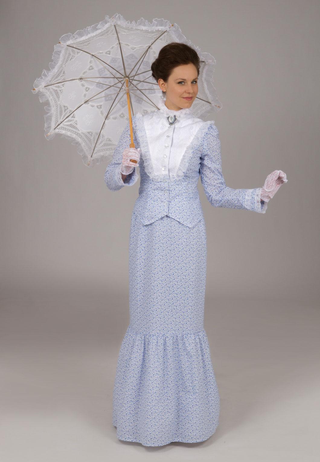 7828020042a Lilly Edwardian Dress