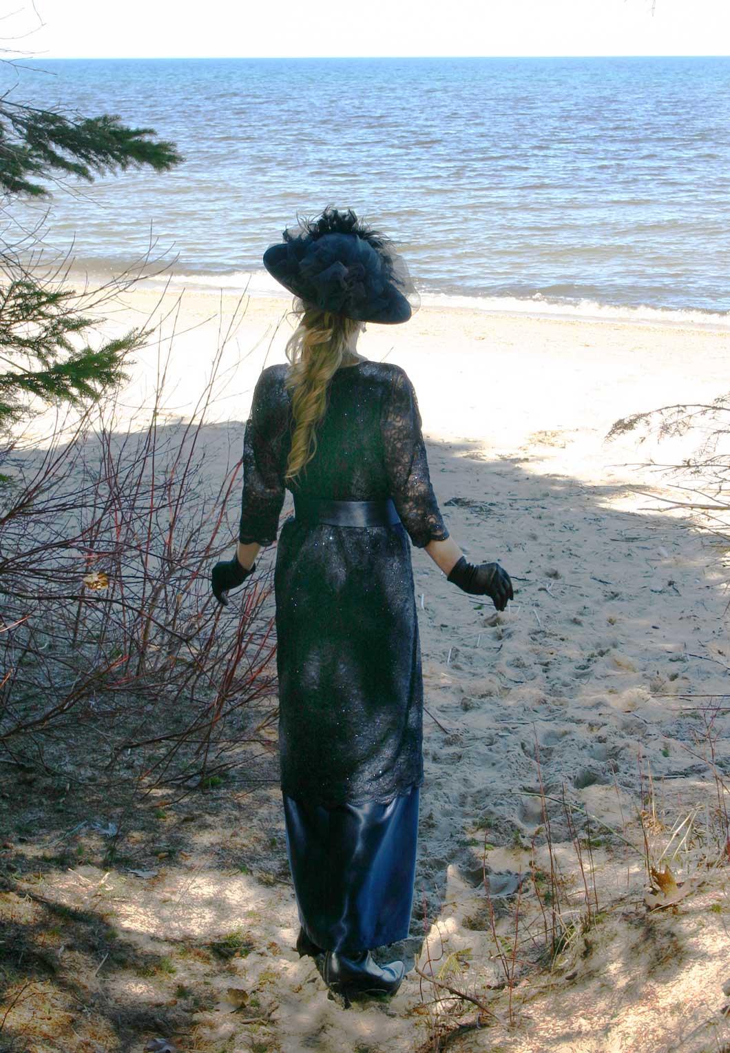 110900-1 Sophia Edwardian Dress