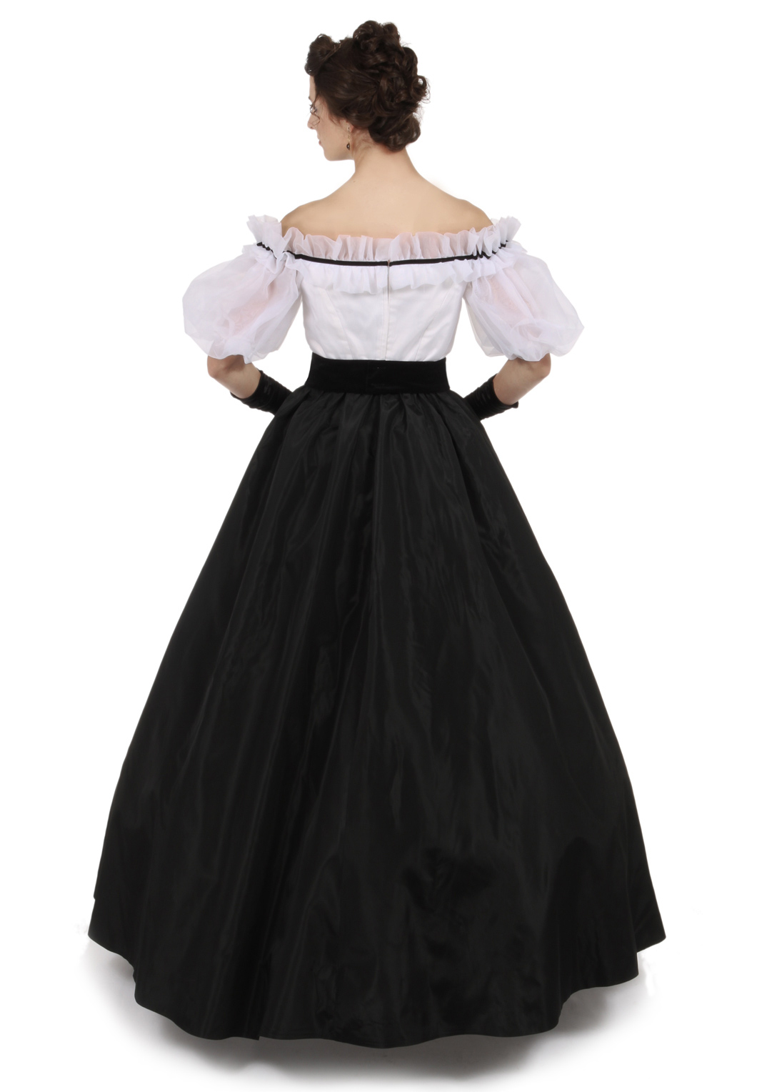 Jasmine Civil War Ball Gown | Recollections