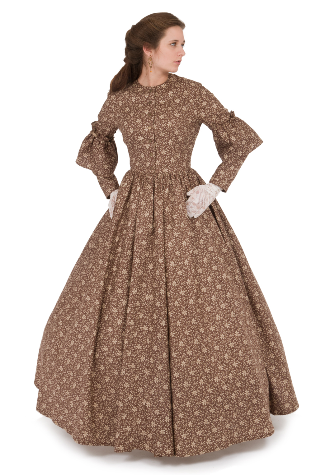 Civil War Gowns from Recollections (Page 2 of 3)