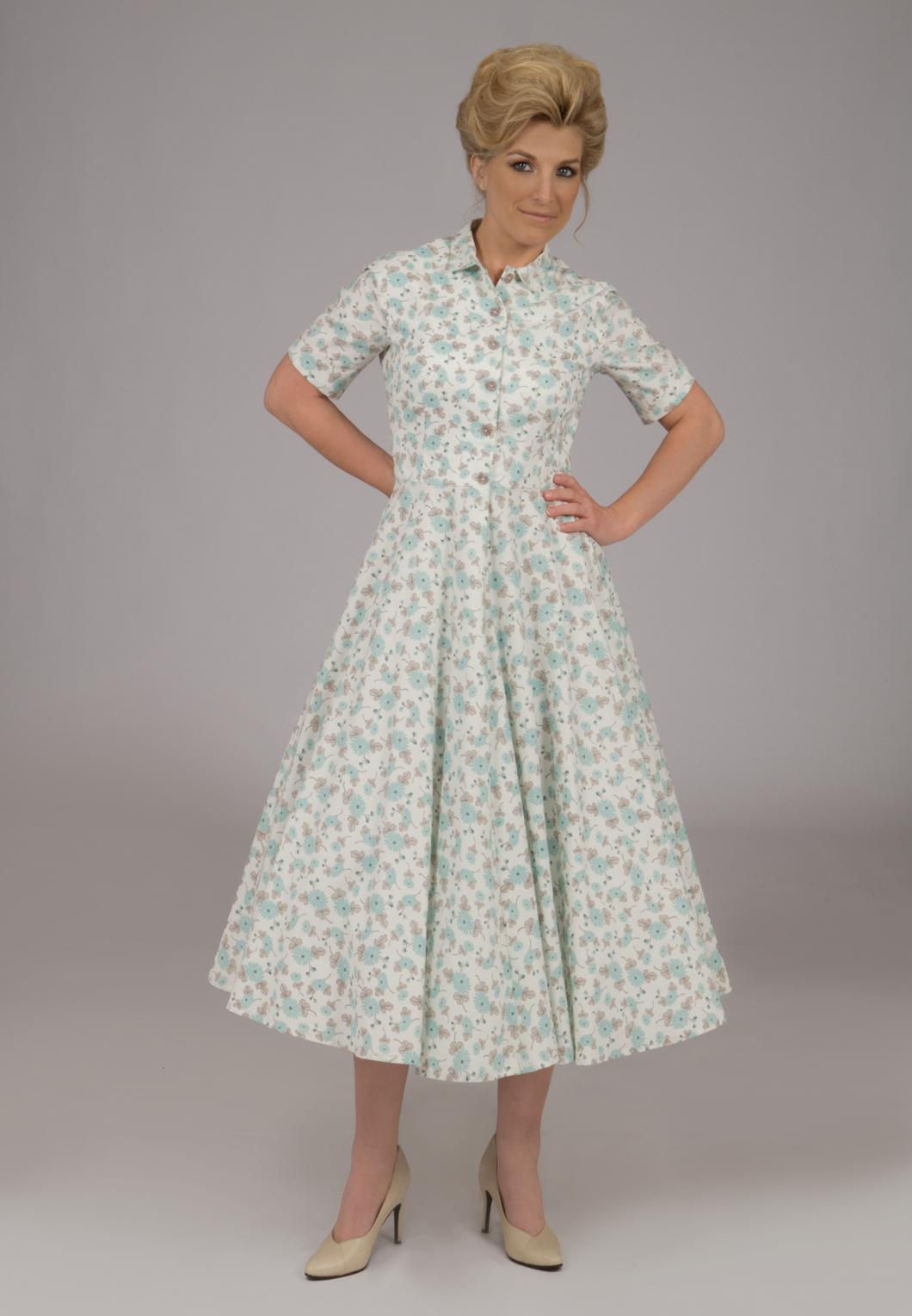 Vera Retro 1950s Dress