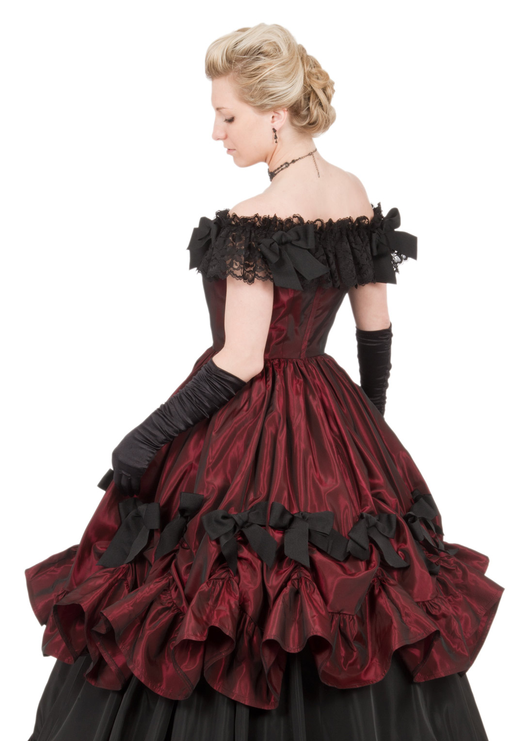 Christina Victorian Overdress | Recollections