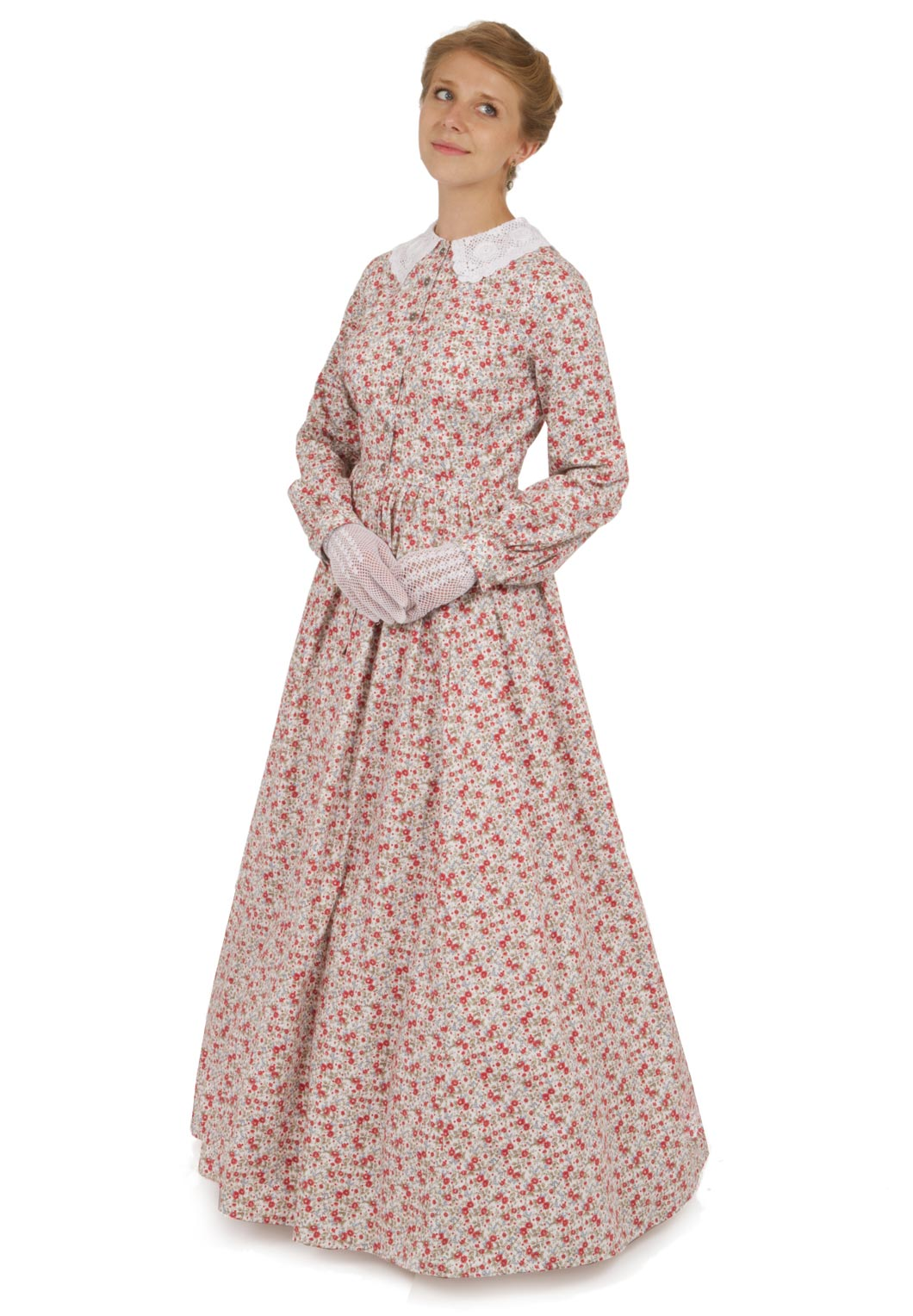 pioneer woman clothing. victorian pioneer dress woman clothing d