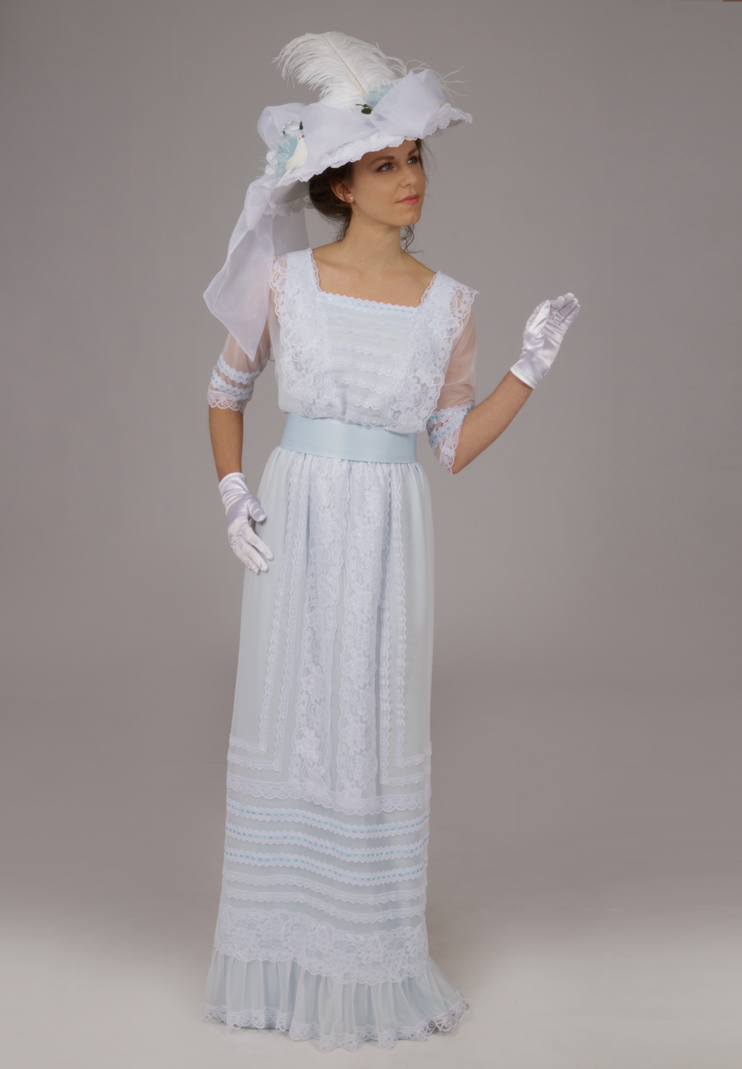 Estella Edwardian Dress Recollections