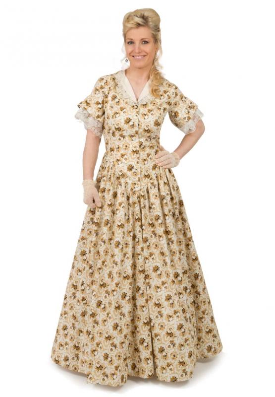 ce05975e86d1 Victorian Prairie Dress | Recollections