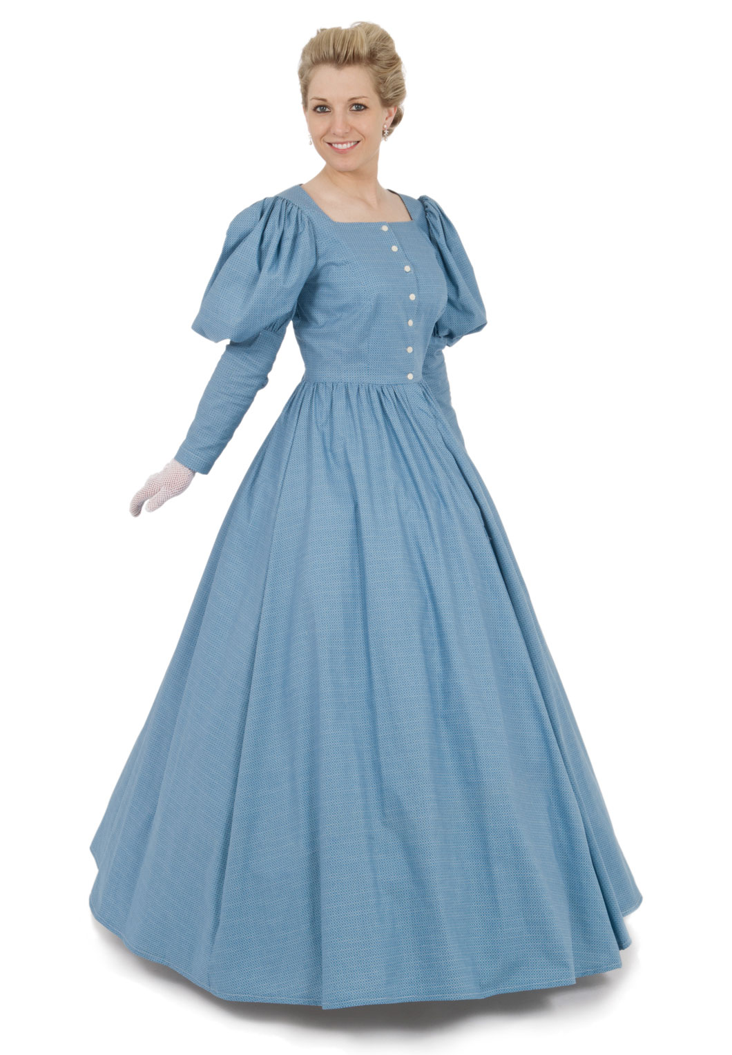 Carrie Victorian Dress | Recollections