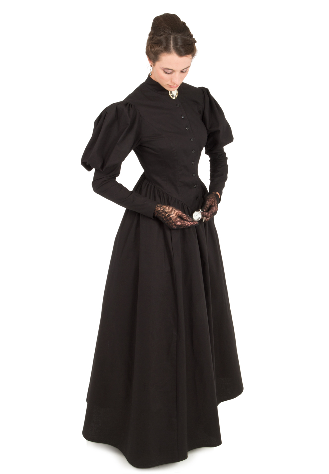 Mourning Gown Recollections