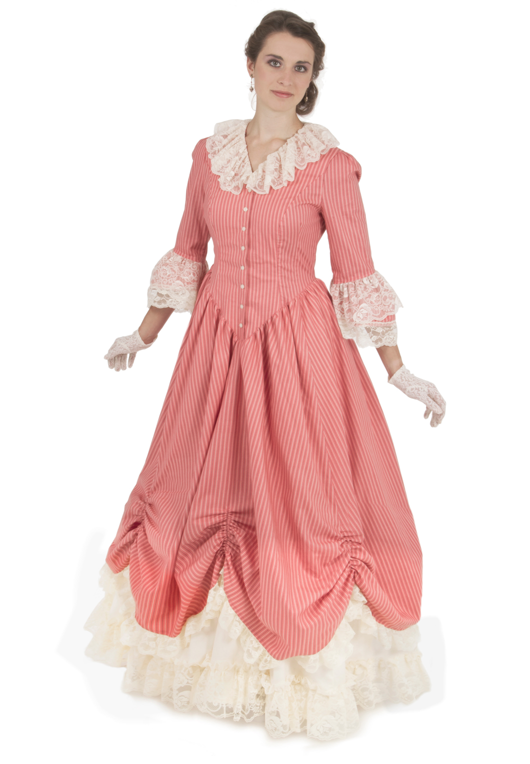 Old western dresses costumes for Old west wedding dresses