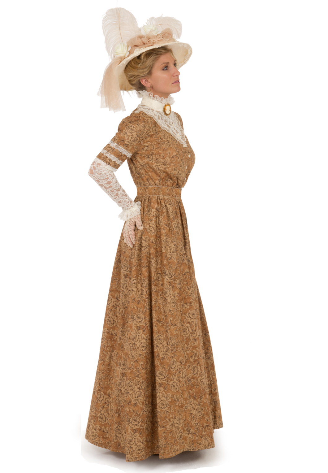 6a881f1c575c46 Edwardian Dresses from Recollections (Page 1 of 2)