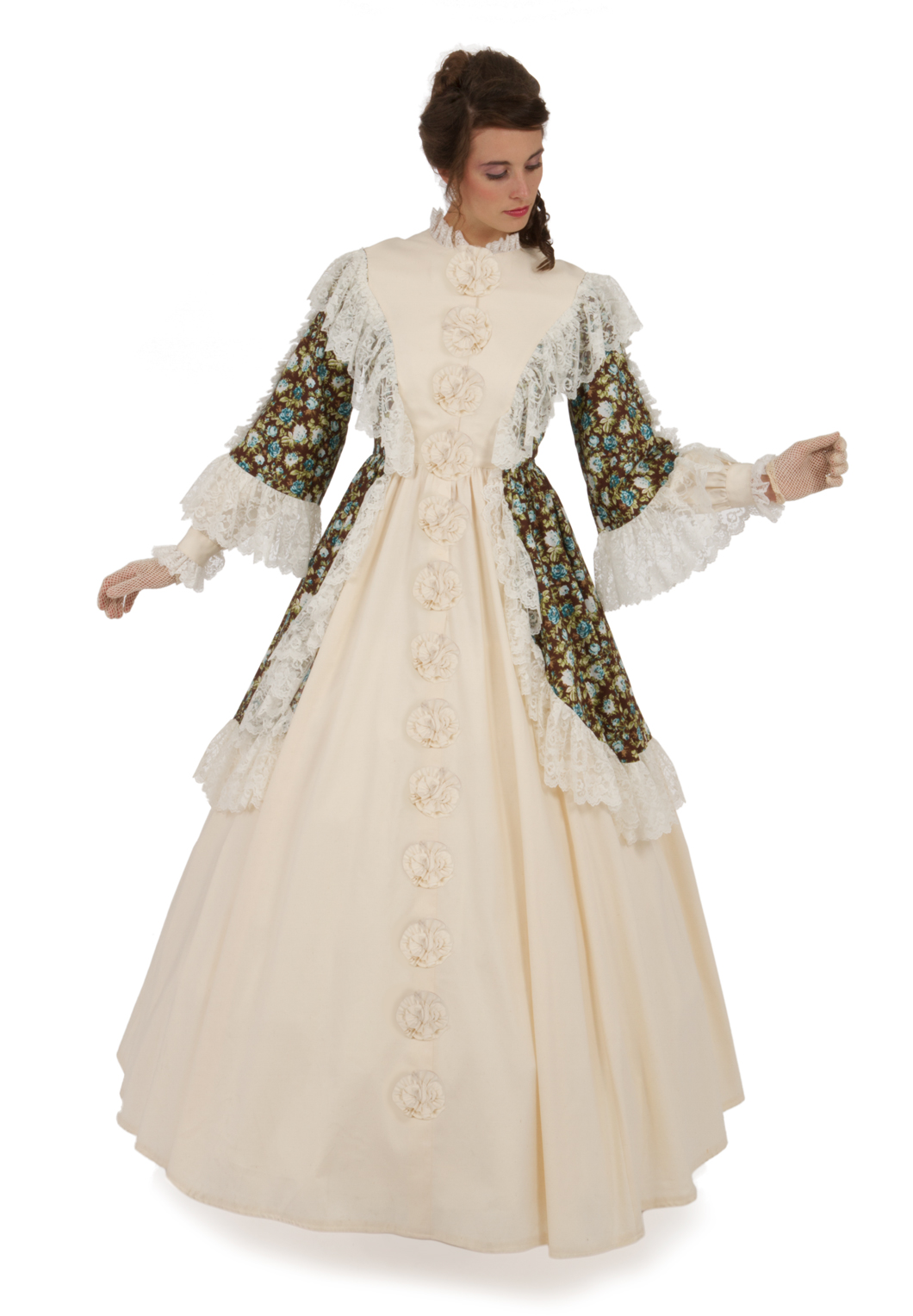 Vertiline Civil War Gown | Recollections