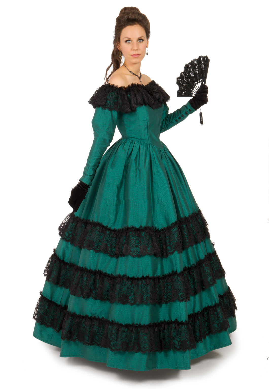 Victorian Ball Gown | Recollections
