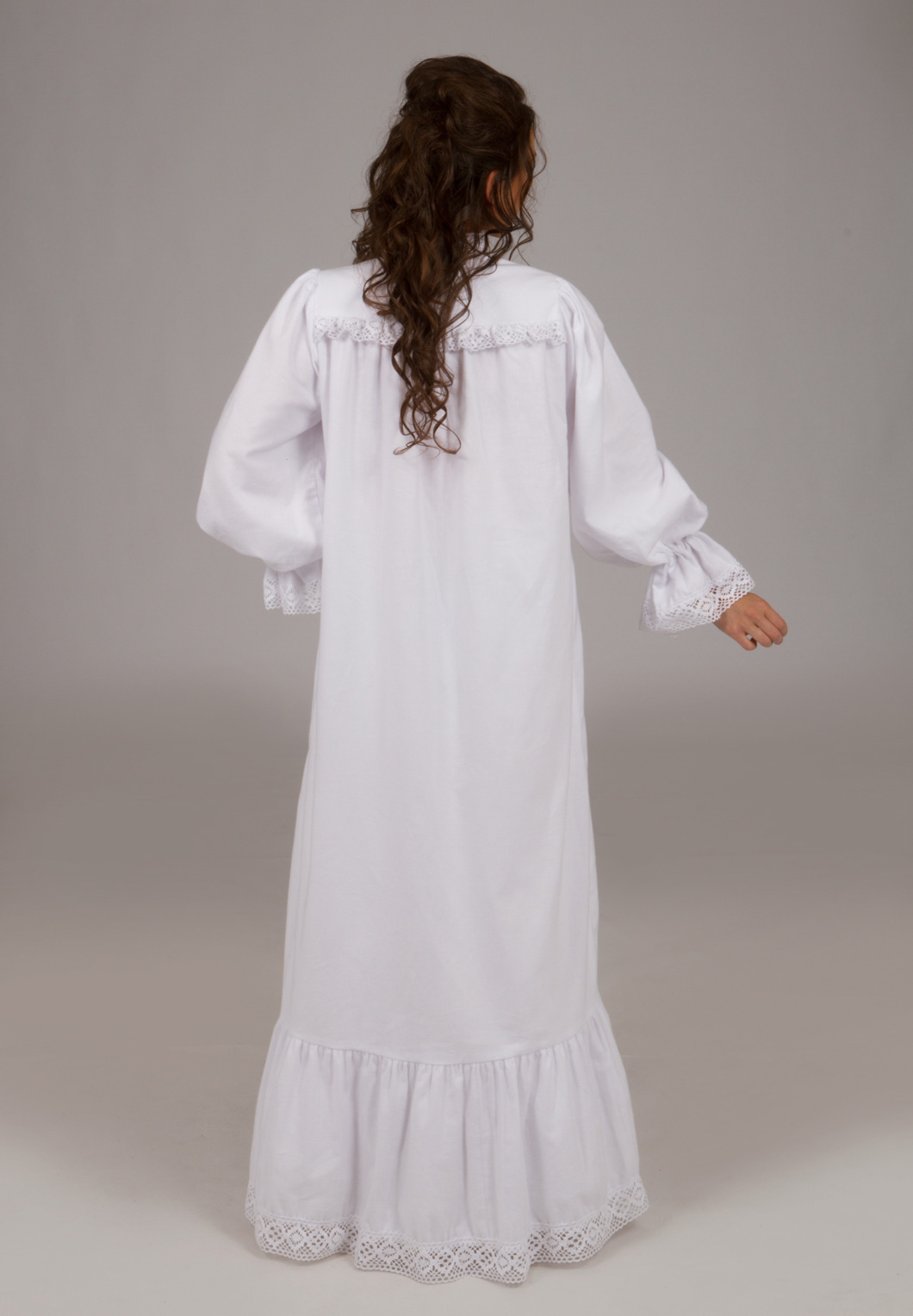 Victorian Flannel Nightgown | Recollections
