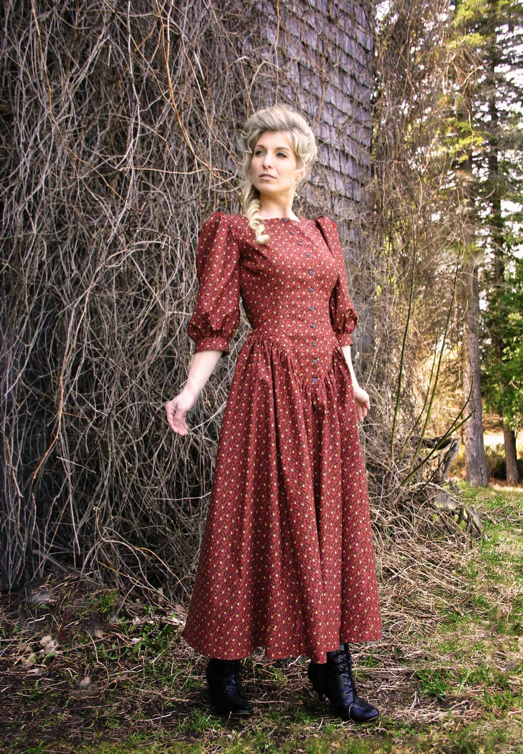 2f24fe79cc9f Wendy Victorian Dress | Recollections