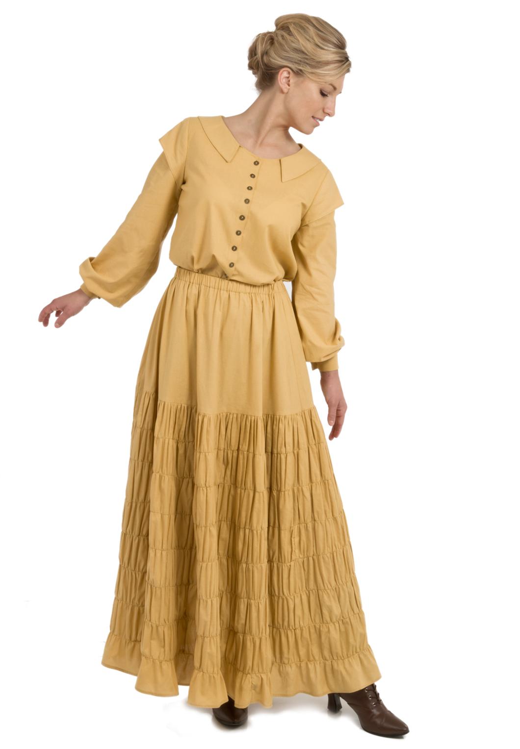 Old Fashioned Farm Dresses