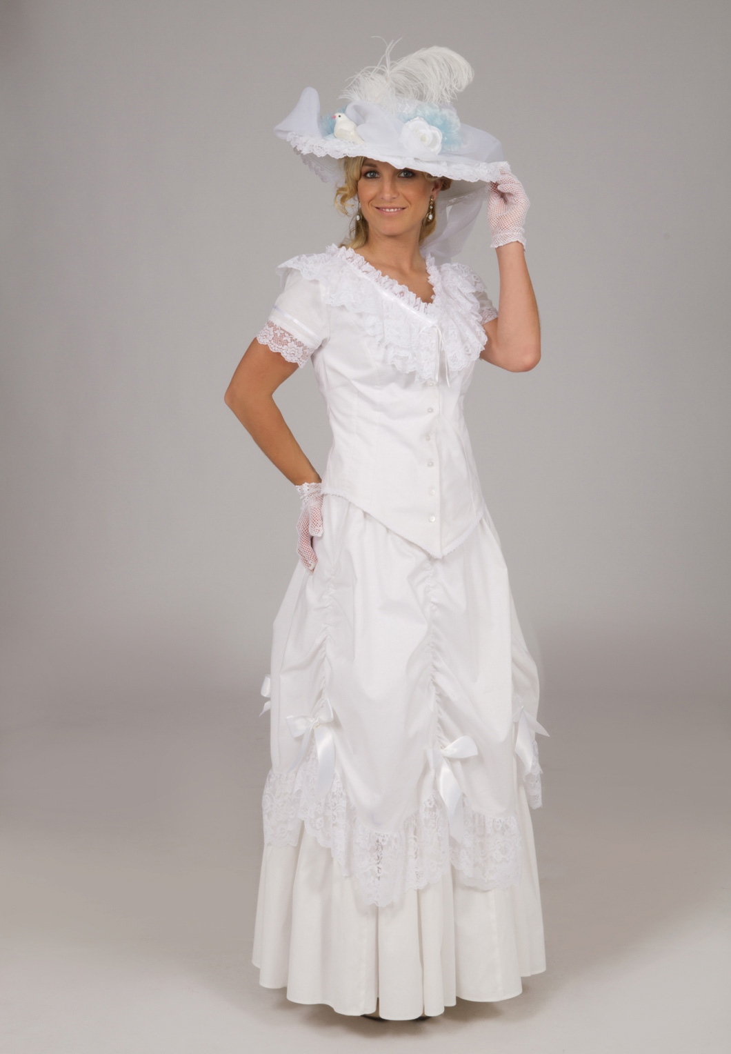 Old fashion victorian wedding dresses