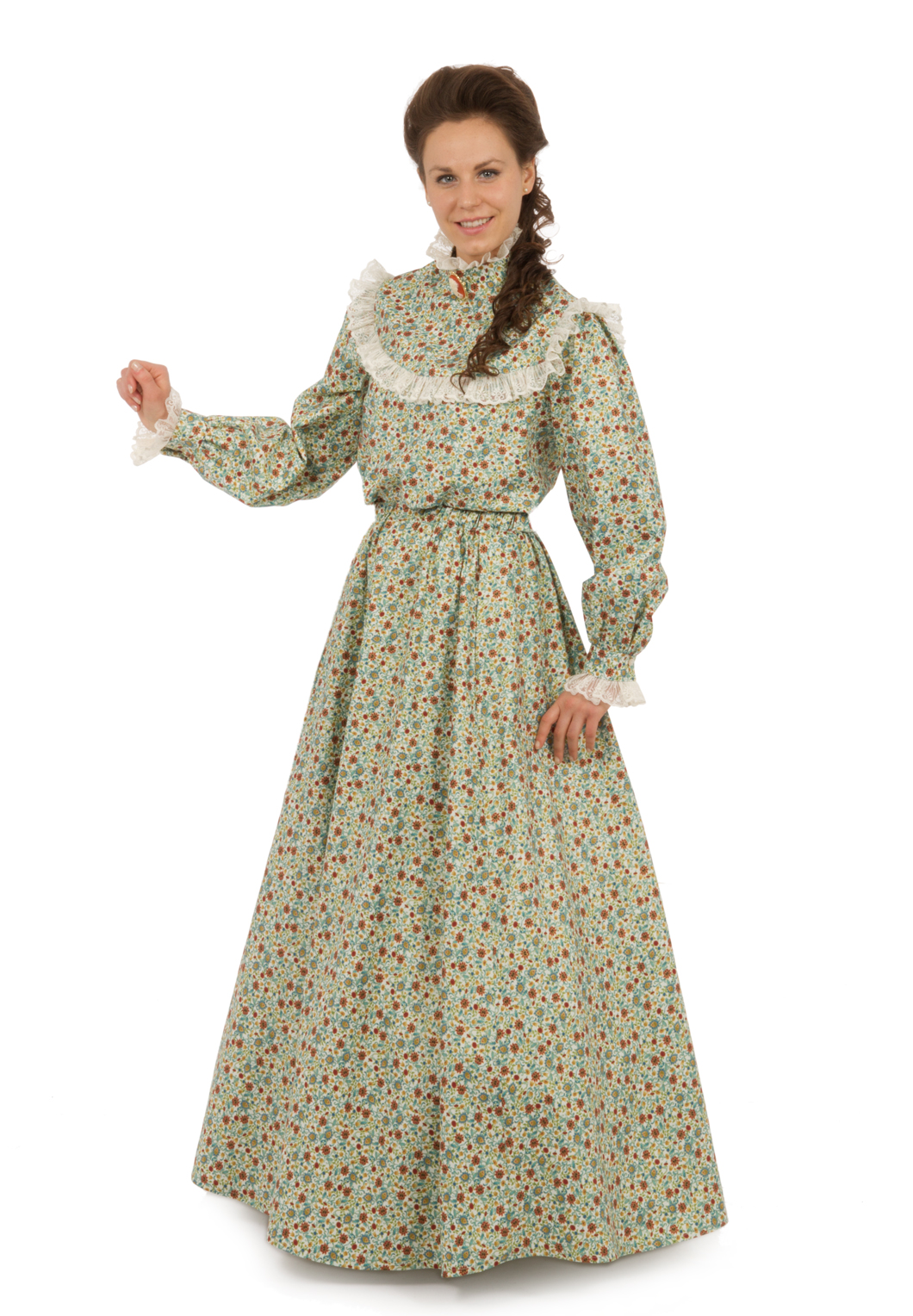 Green Gables Dress Recollections