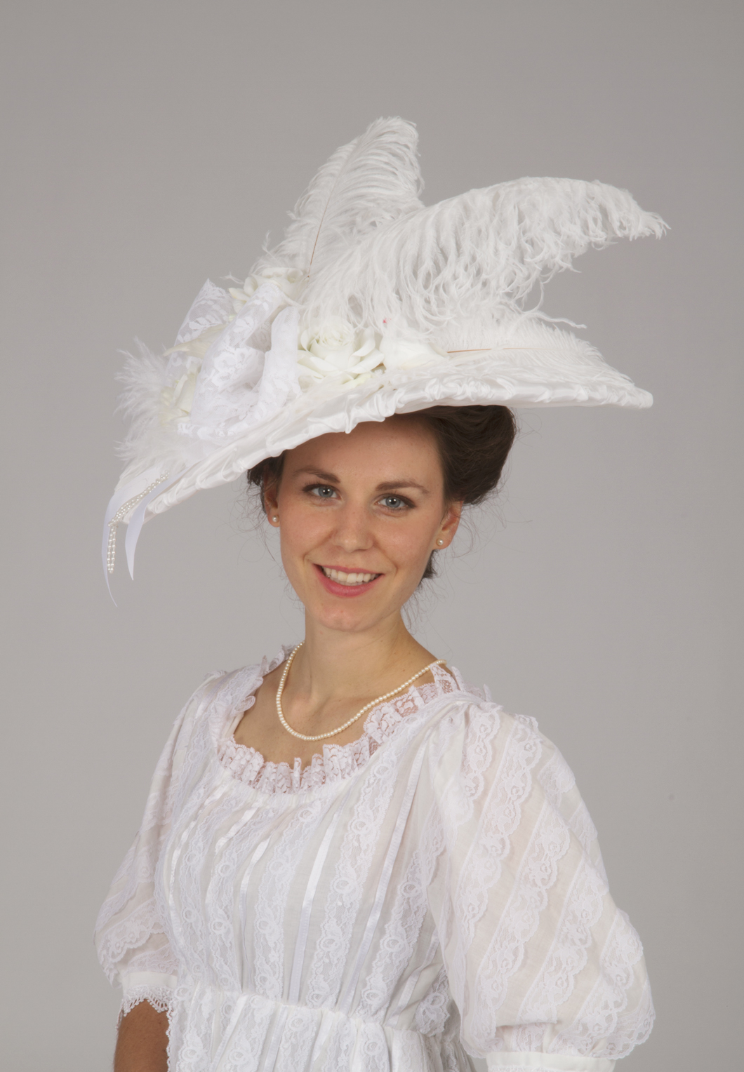 how to make victorian hats - photo #35