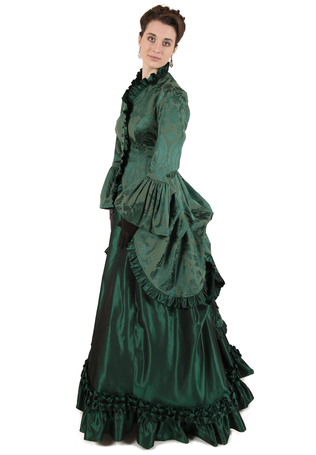 Renata Victorian Polonaise Dress | Recollections