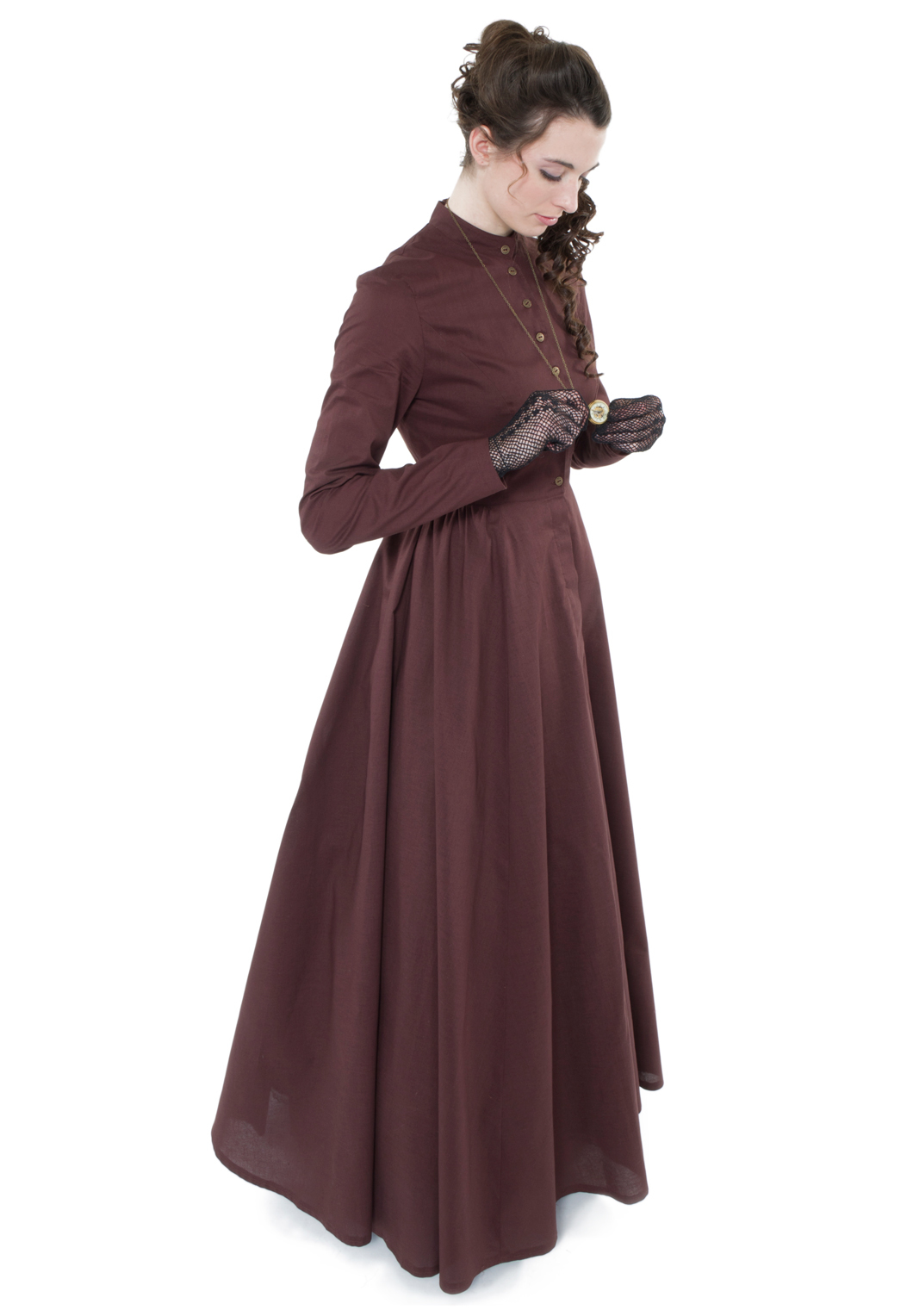 Victorian Cotton Dress Recollections