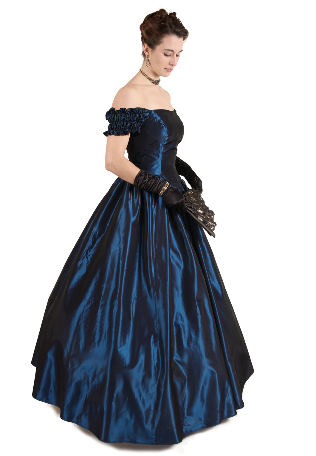 Chantelle Victorian Ball Gown | Recollections