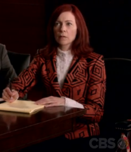 Carrie Preston in Victorian Blouse 706 #2