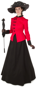 red and black tempest ensemble