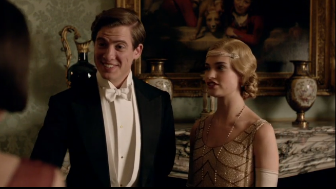 Downton Abbey S5 E6