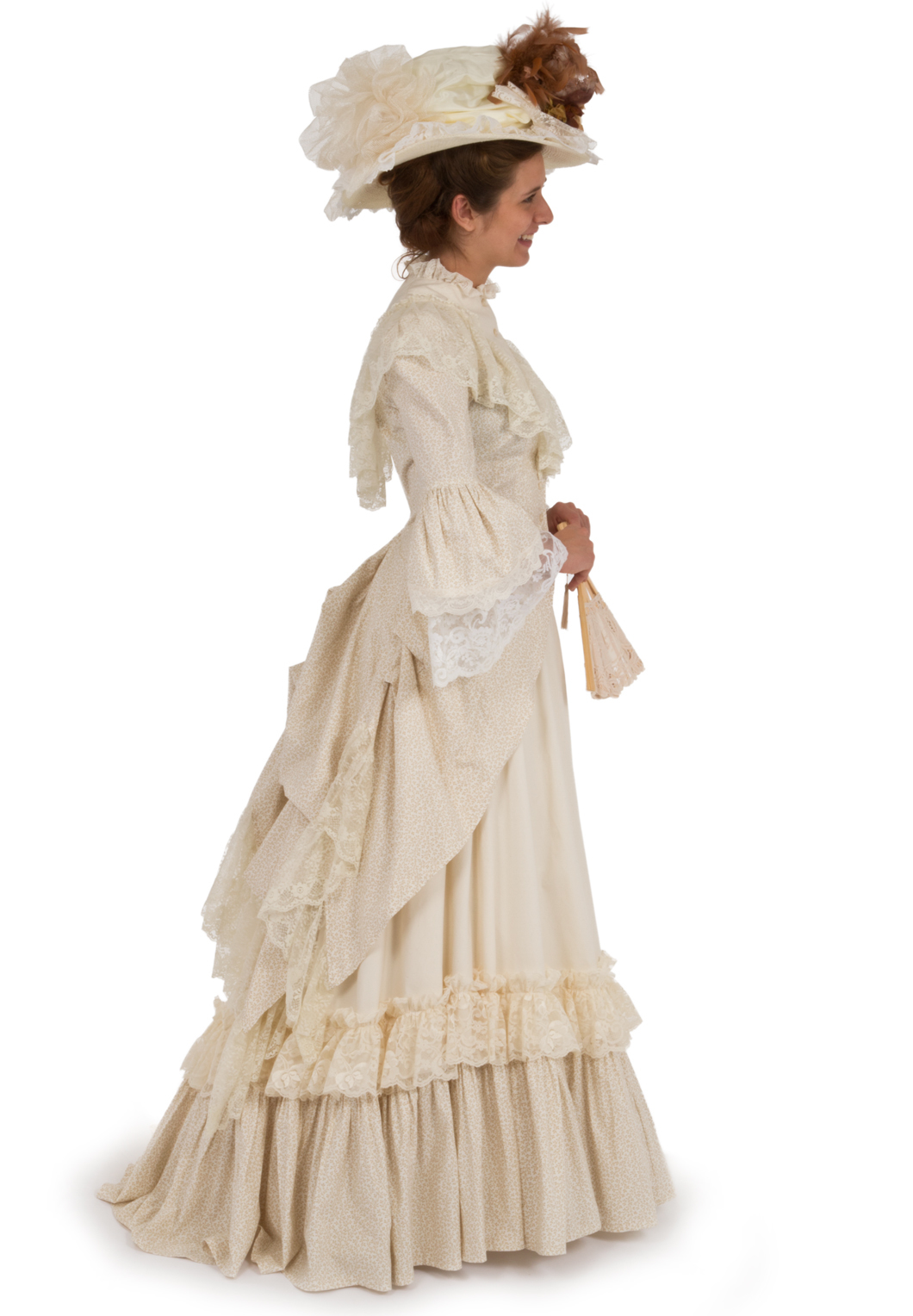 The victorian wedding dress belle epoque recollections blog for Old west wedding dresses