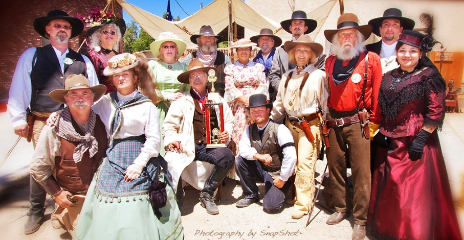 Old Town Temecula Gunfighters 2011 Western Days cast