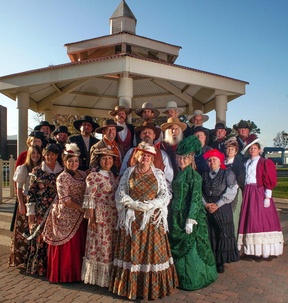 Old Town Temecula Gunfighters 2015 cast