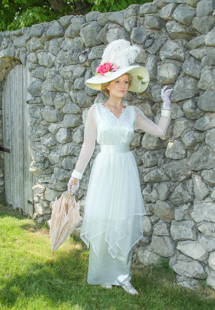Jewell Edwardian Dress