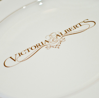 Victoria and Albert's tablewear