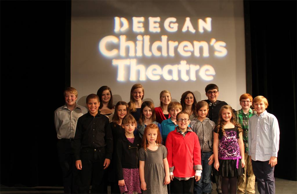 Spencer Community Theatre's Deegan Children's Theatre