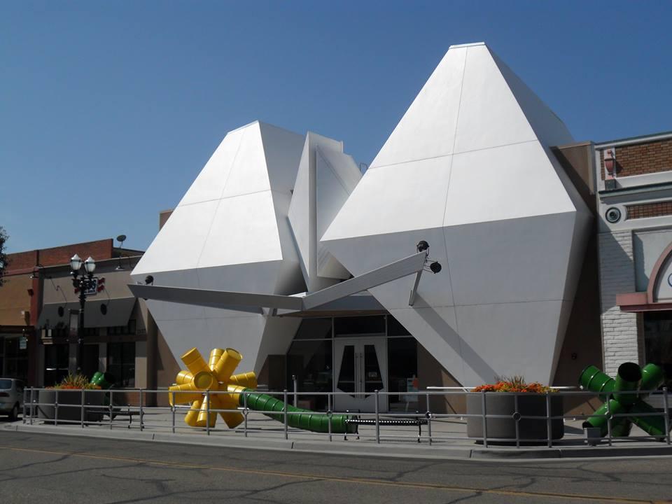 Selma Arts Center new building