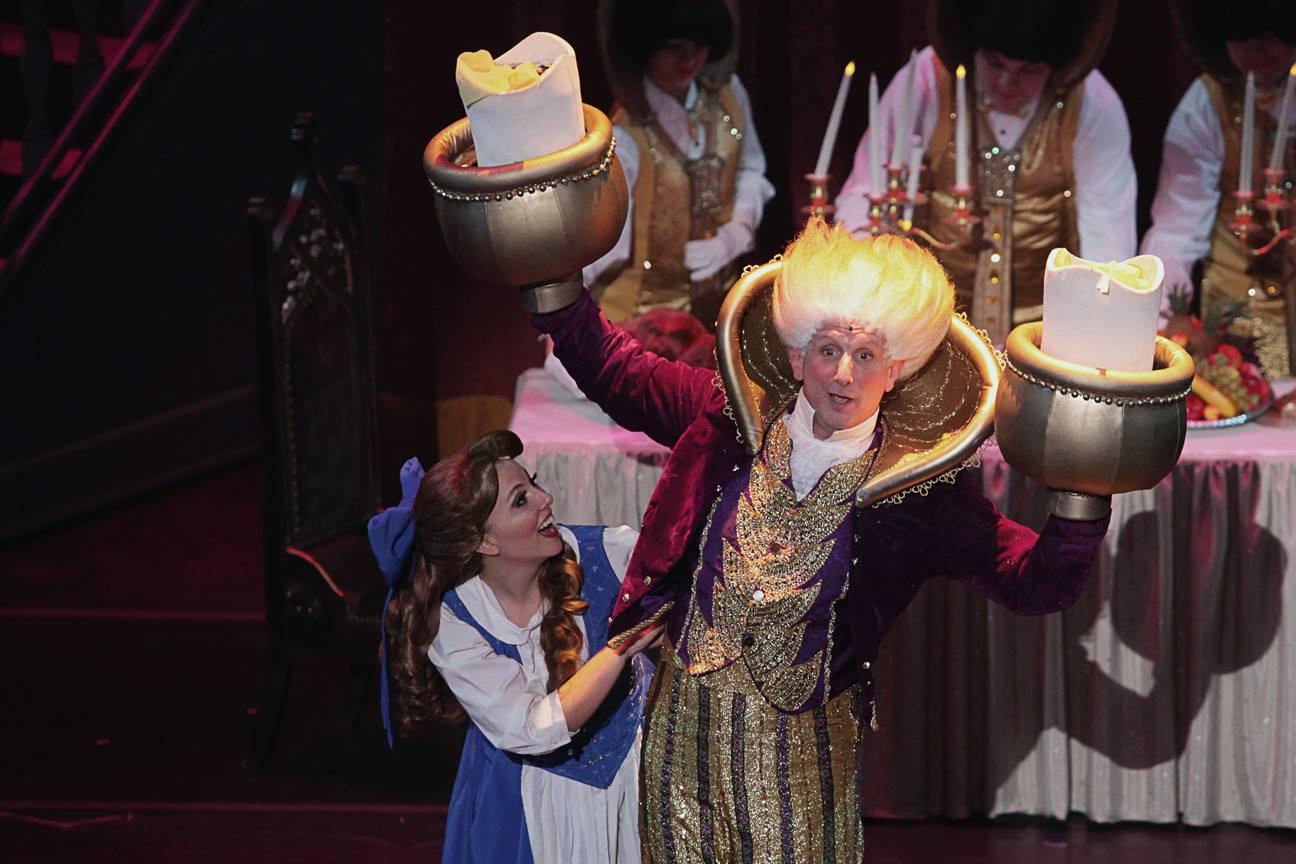 The Children's Theatre of Cincinnati's Beauty and the Beast, Jr. 02