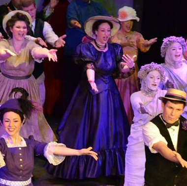 Selma Arts Center uses Anastasia by Recollections in its production of Mary Poppins