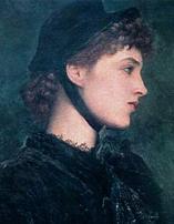 Lillie's Victorian Establishment - Lillie Langtry portrait