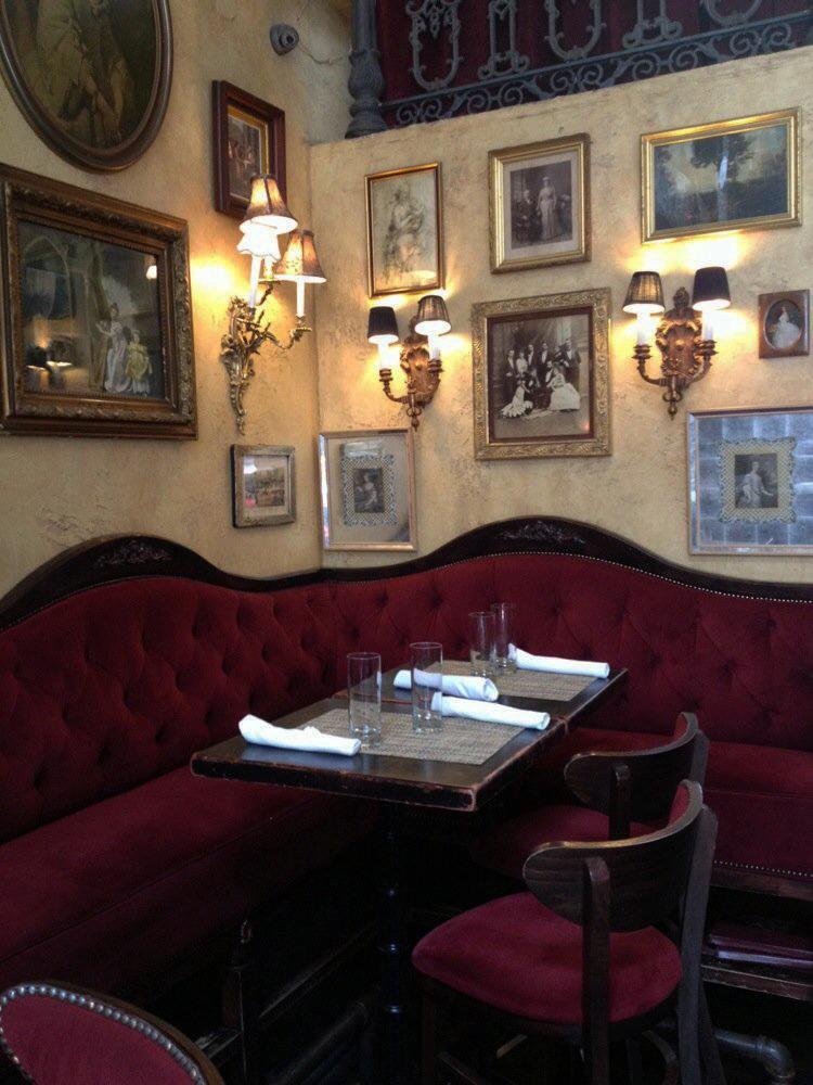 Lillie's Victorian Establishment - cozy interior
