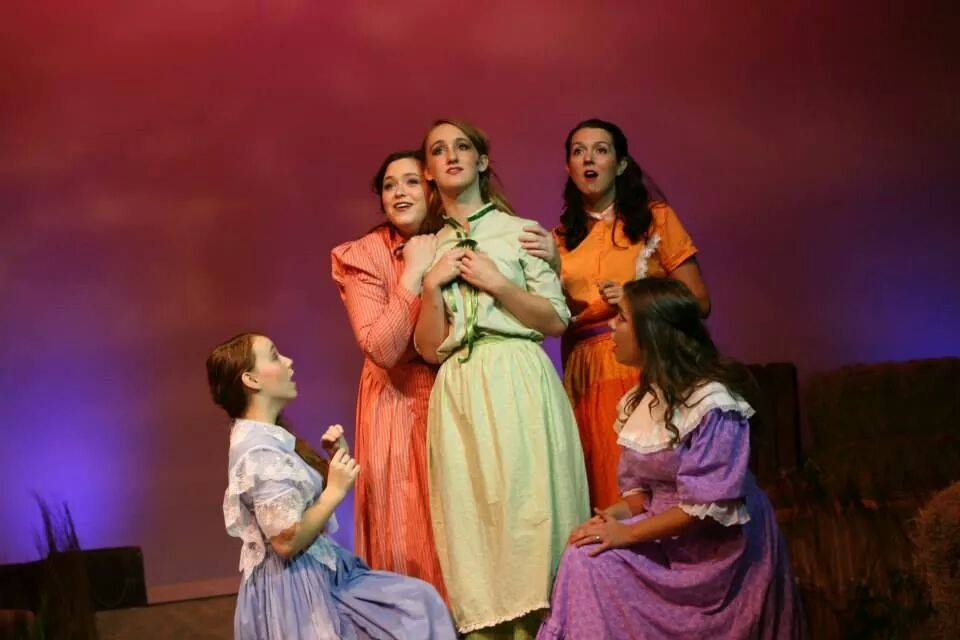 Columbia Stage Society production of Oklahoma!