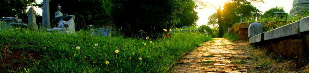 Historic Oakland Foundation - Oakland Cemetery pathway