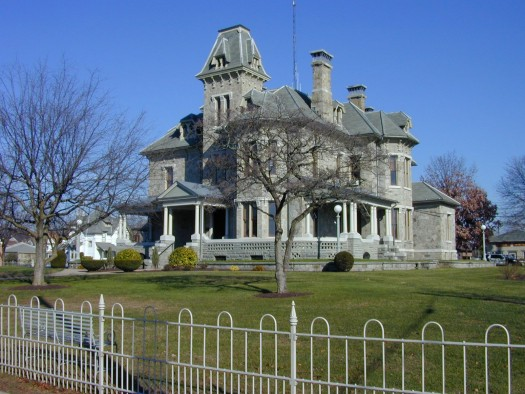 The Jackson Mansion; administered by the Berwick Historical Society