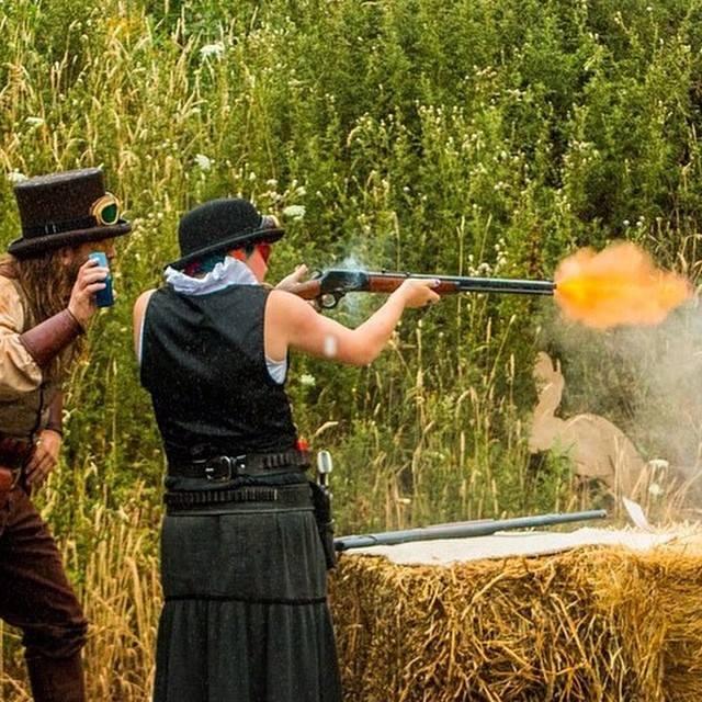 SASS Cowboy Action Shooting